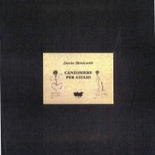 Book Cover: Canzoniere per Giulio