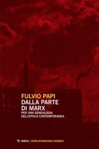Book Cover: Dalla parte di Marx