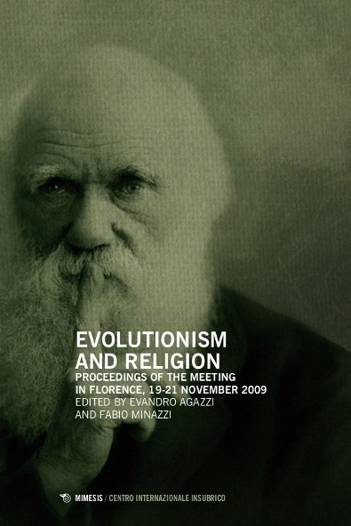 Book Cover: Evolutionism and religion