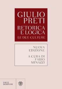 Book Cover: Retorica e logica