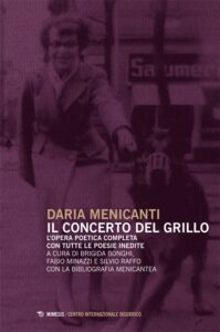 Book Cover: Il concerto del grillo