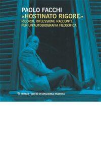 Book Cover: «Hostinato rigore»