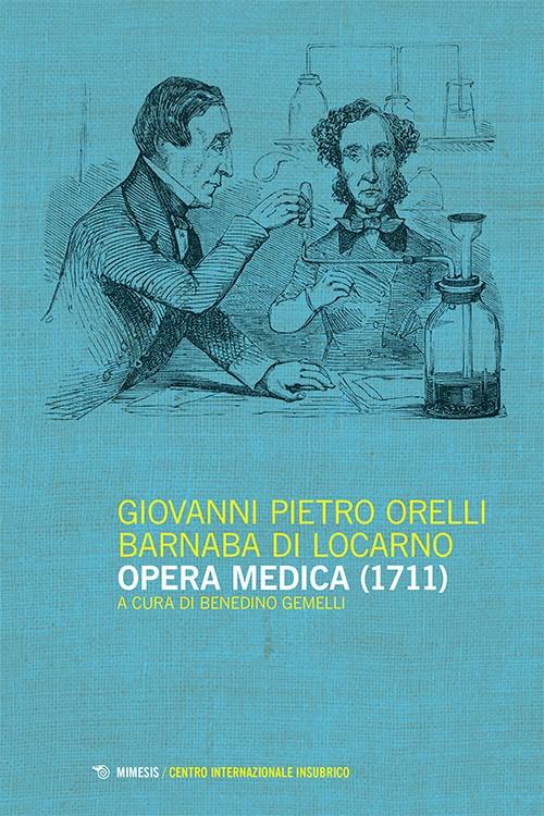 Book Cover: Opera medica (1711)