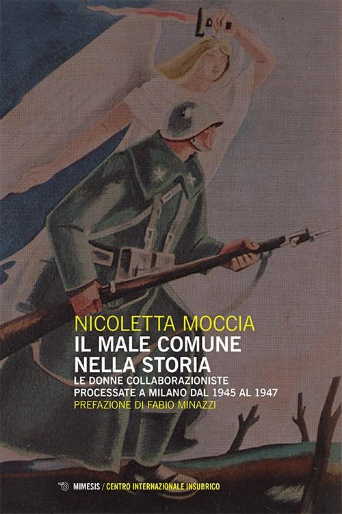 Book Cover: Il male comune nella storia
