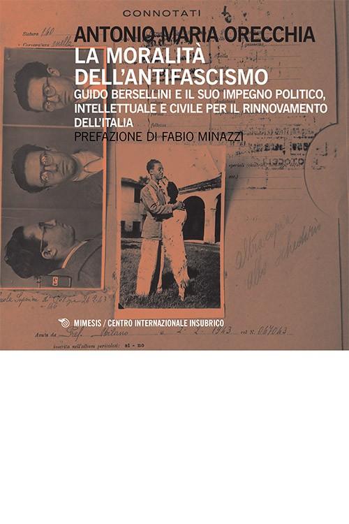 Book Cover: La moralità dell'antifascismo
