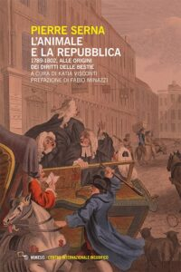 Book Cover: L'animale e la repubblica