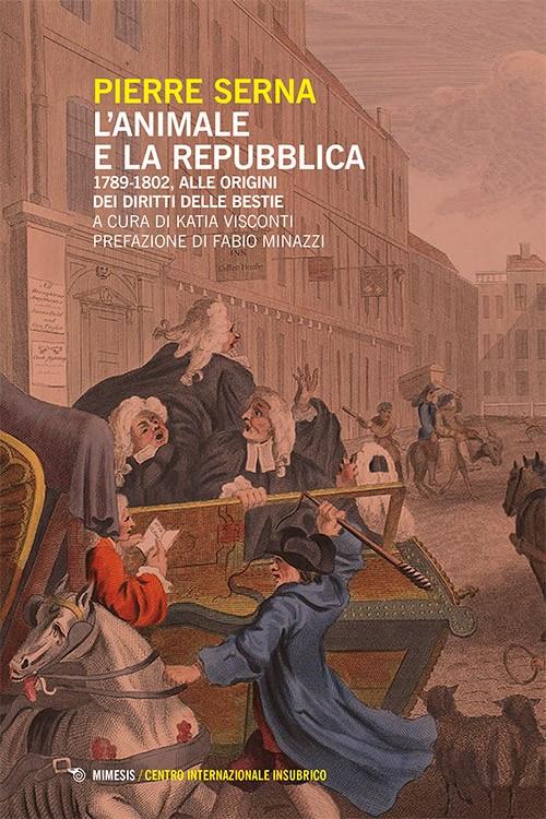 Book Cover: L'animale e la repubblica