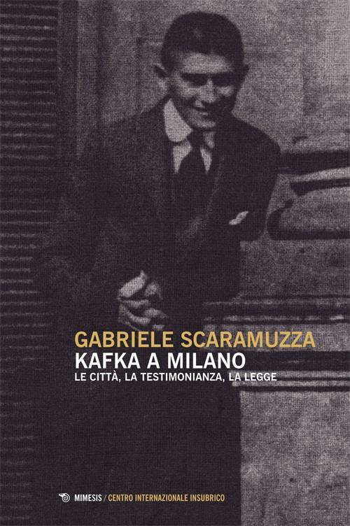 Book Cover: Kafka a Milano
