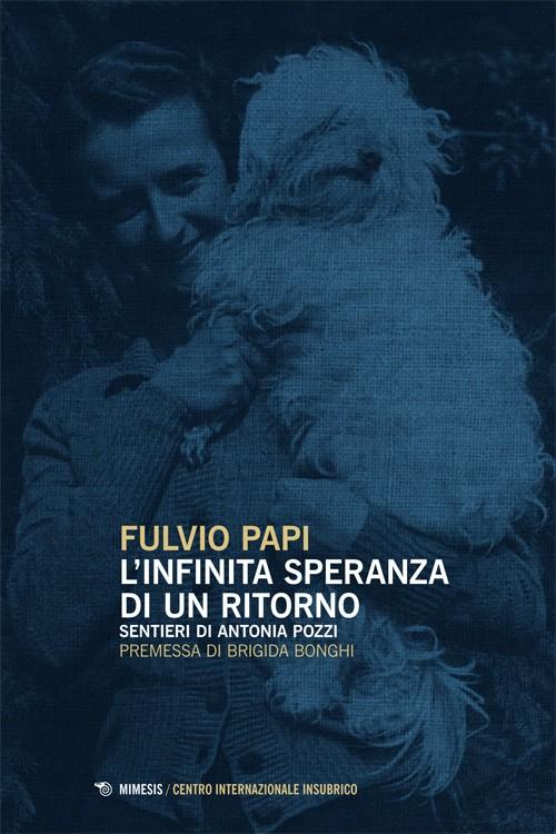 Book Cover: L'infinita speranza di un ritorno