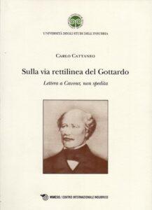 Book Cover: Sulla via rettilinea del Gottardo