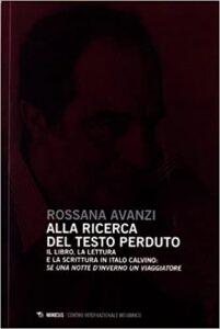 Book Cover: Alla ricerca del testo perduto