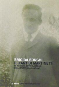 Book Cover: Il Kant di Martinetti