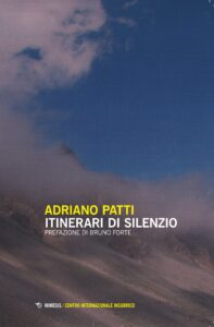 Book Cover: Itinerari di silenzio
