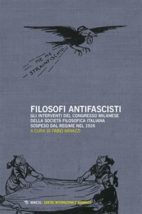 Book Cover: Filosofi antifascisti