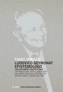Book Cover: Ludovico Geymonat Epistemologo