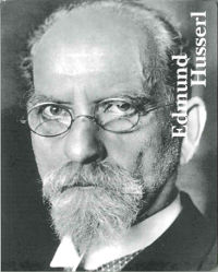 Book Cover: Edmund Husserl