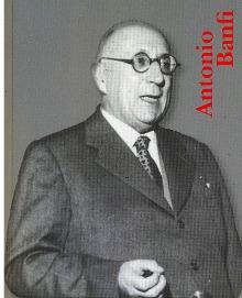 Book Cover: Antonio Banfi