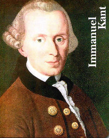 Book Cover: Immanuel Kant