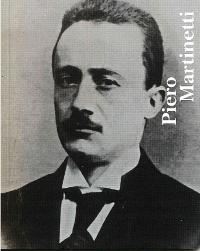 Book Cover: Piero Martinetti
